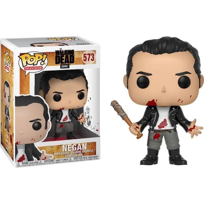 FIGURINE DE JEU Figurine Funko Pop! The Walking Dead: Negan (Clean