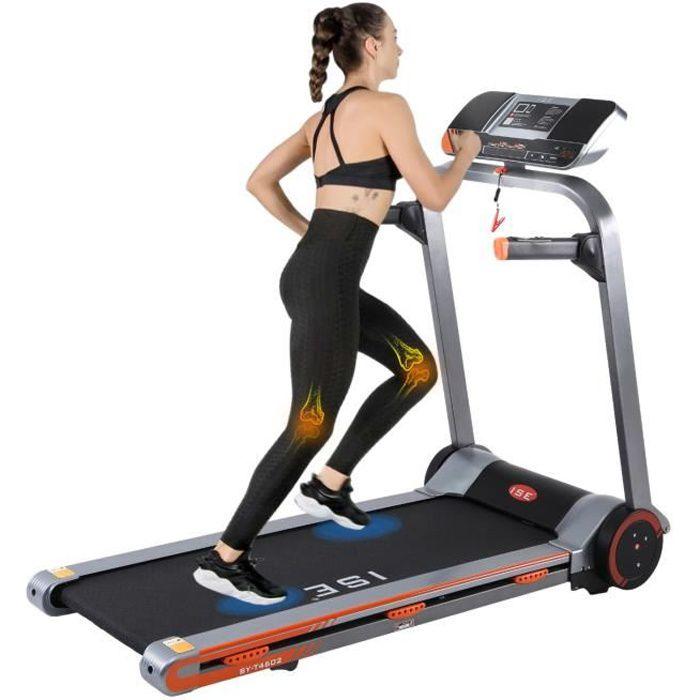 https www cdiscount com le sport fitness musculation yoga ise tapis de course electrique pliable 18 km h mot f 1210411 ise3760287798065 html