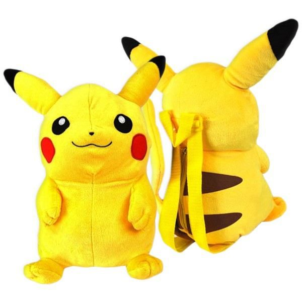 sac a dos peluche pokemon pikachu achat vente sac dos 0727379026065 cdiscount. Black Bedroom Furniture Sets. Home Design Ideas