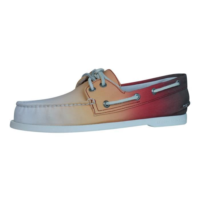 Sperry A/O 2 Eye Ombre Sunset Chaussures Hommes bateau