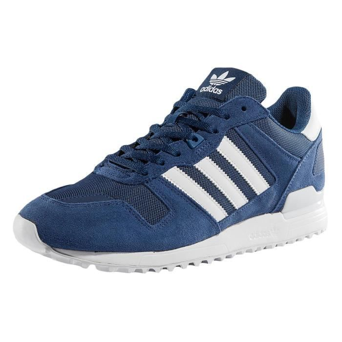 Chaussures Achat Bleu Baskets 700 Homme Adidas Zx Vente DHE29I