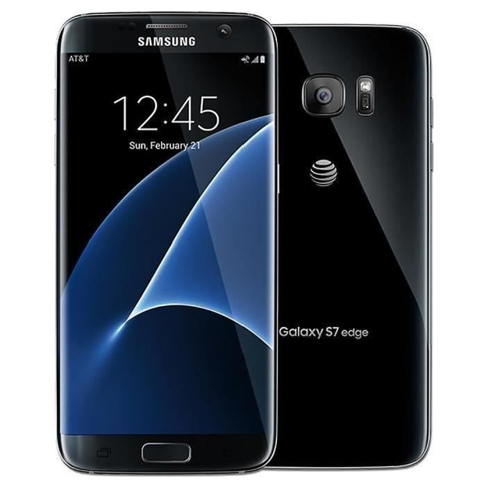 samsung galaxy s7 edge reconditionne achat vente. Black Bedroom Furniture Sets. Home Design Ideas