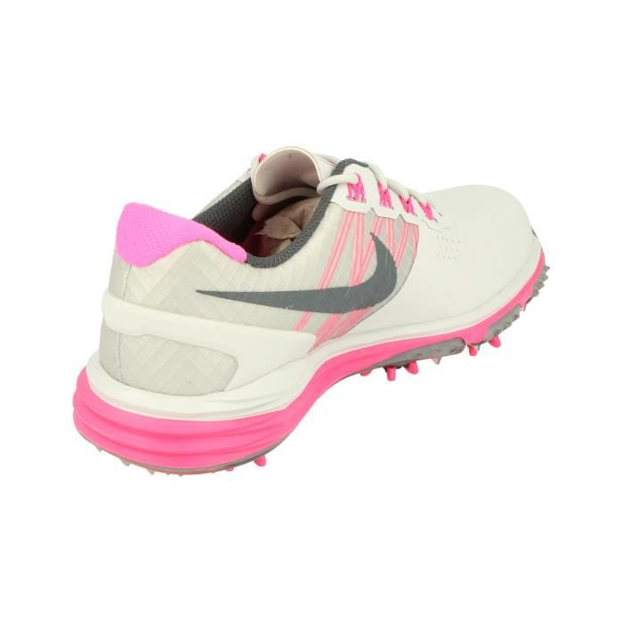 Nike Femmes Lunar Control Golf Chaussures 704676 Sneakers Trainers 001.