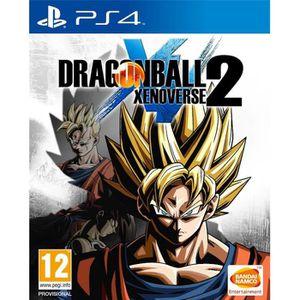 JEU PS4 Dragon Ball Xenoverse 2 Jeu PS4