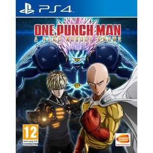JEU PS4 NOUVEAUTÉ One Punch Man : A Hero Nobody Knows Jeu PS4