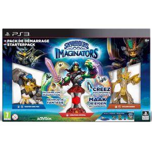 JEU PS3 Pack de démarrage Skylanders Imaginators PS3