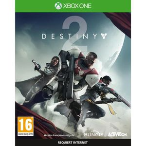 JEU XBOX ONE Destiny 2 Jeu Xbox One