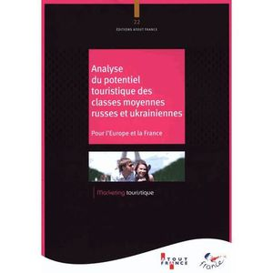 LIVRE MARKETING Analyse du potentiel touristique des classes moyen