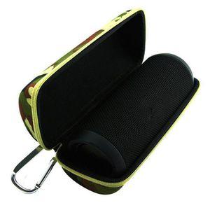 COQUE ENCEINTE PORTABLE Boîte de sac dure portative de voyage de tirette p