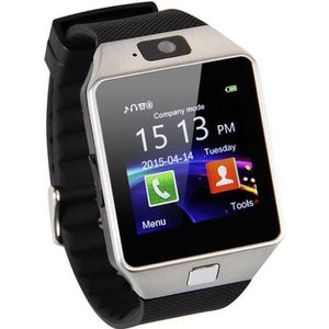 MONTRE CONNECTÉE Bluetooth montre Smart Watch Phone DZ09 support de