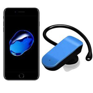 CASQUE - ÉCOUTEURS handfree écouteurs stéréo bluetooth sans fil bluet