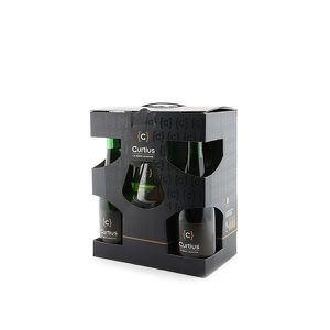 BIÈRE Coffret Curtius 3x37,5cl + 1 verre