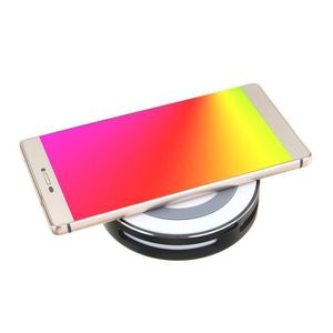 CHARGEUR TÉLÉPHONE NEUFU 10W Qi Sans Fil Rapide Chargeur Pad LED Indu