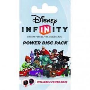 JEU WII U Disney Infinity - 2-power Disks Pack - W1 - Box…