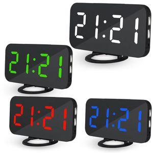 Electronic USB Chronomètre à 4 chiffres Lumière Horloge numérique À faire soi-même Kit Affichage DEL Neuf