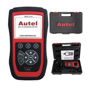 OUTIL DE DIAGNOSTIC AUTEL MOT PRO MaxiDiag Outil Diagnostic et Analyse