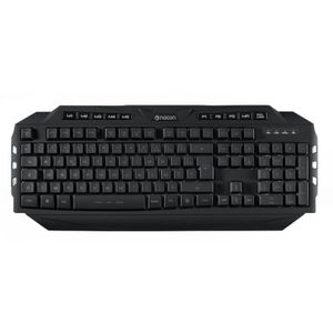 CLAVIER D'ORDINATEUR Clavier Gaming Big Ben Nacon PCCL-200FR avec touch