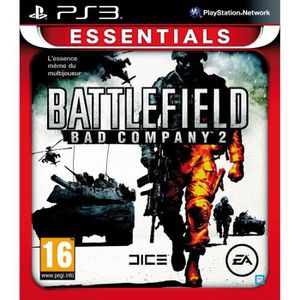 JEU PS3 Battlefield : Bad company 2 - collection essent…