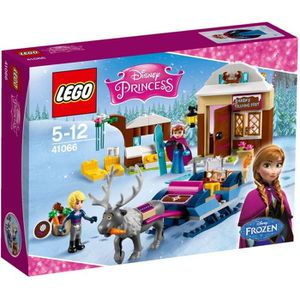 ASSEMBLAGE CONSTRUCTION LEGO® Disney Princess La Reine des Neiges 41066 Le