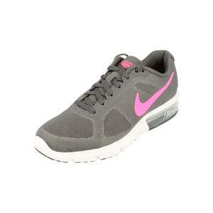 BASKET Nike Femme Air Max Sequent Running Trainers 719916