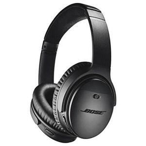 CASQUE - ÉCOUTEURS Casque Bluetooth 4.2 - BOSE QC35 - écouteurs micro