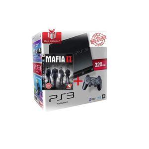 CONSOLE PS3 Ps3 Slim 320Go + Mafia 2