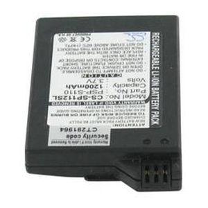 BATTERIE DE CONSOLE Batterie pour SONY PSP SLIM