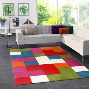 TAPIS Tapis salon multicolore [120x170 cm]