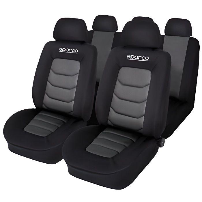 Housses de siège auto - Sparco S-line - Gris