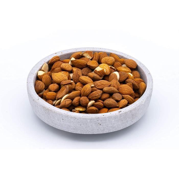 Noyaux d'abricots amers bio 1kg grains d'abricot biologiques issus d'une collection sauvage certifiée 1000g