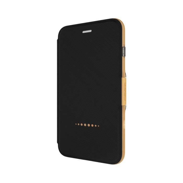 GEAR4 D3O Oxford Coque - iPhone 7 Plus - Or