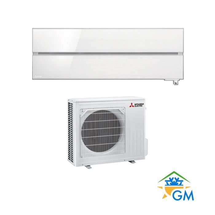MITSUBISHI Climatiseur Inverter 9000 BTU Climatiseur Pompe de chaleur msz-ln25vg
