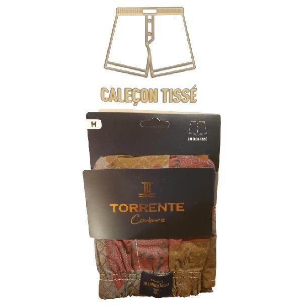 Torrente caleçon Homme 100% Coton R 18
