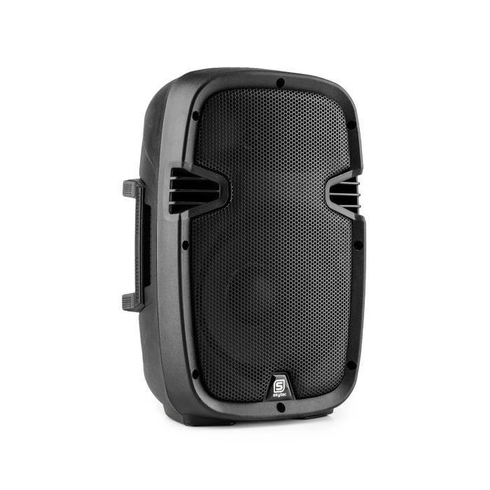 Skytec SPJ800ABT Enceinte sono active High End 8- 200W Bluetooth SD USB MP3