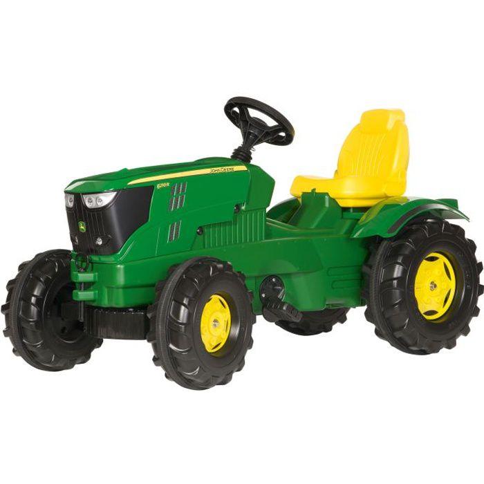 JOHN DEERE 6210R Série Rolly FarmTrac - taille de…