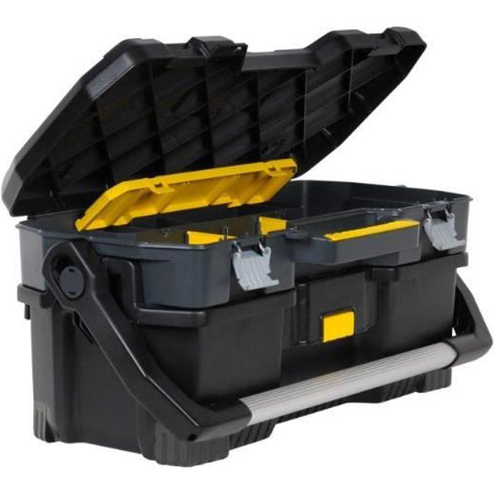 Stanley Boîte à outils Fatmax + supplément coff...