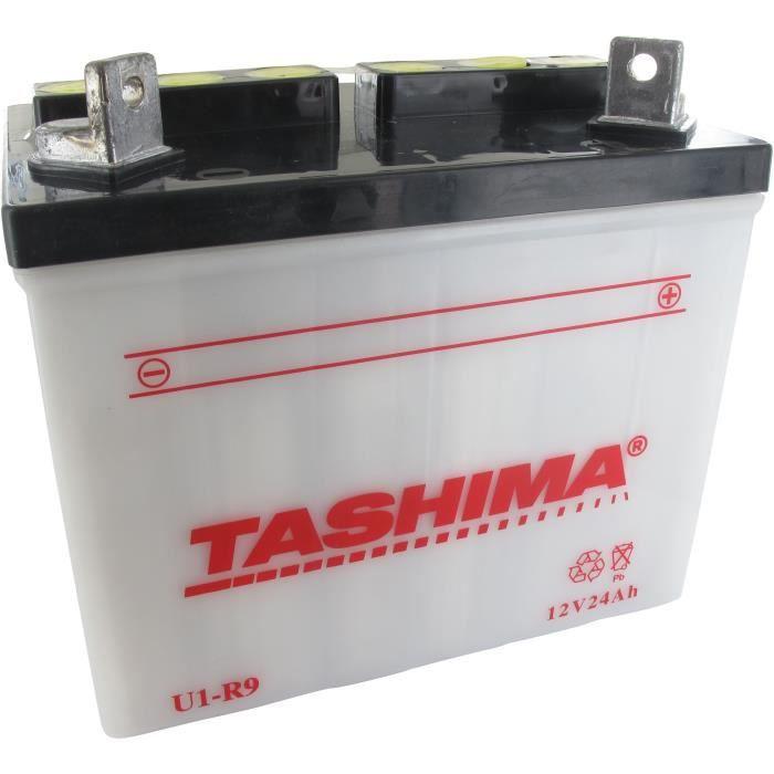 Tashima - Batterie moto U1-R9 12V 24Ah - Batterie(s)
