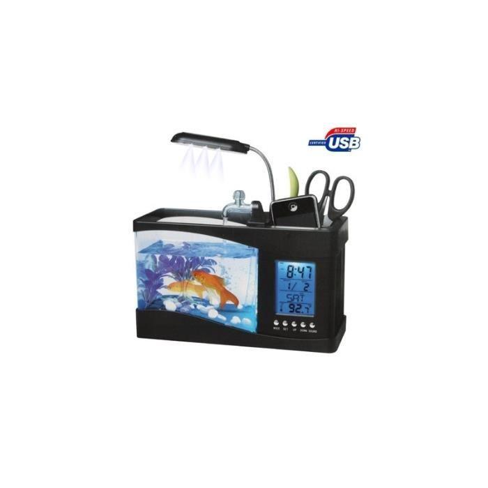 USB Aquarium Bureau