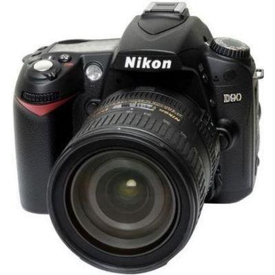 Nikon D90 Objectif 16 85mm Vr Stabilisé Cdiscount Appareil Photo
