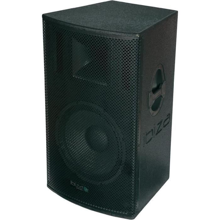enceinte active 38 cm ibiza pro shq15amp enceinte et. Black Bedroom Furniture Sets. Home Design Ideas