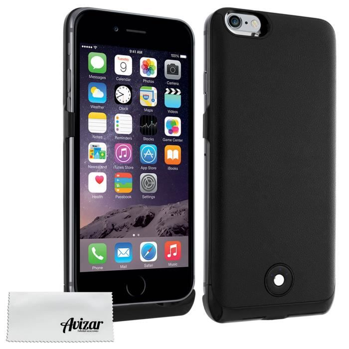 coques batterie iphone 6 plus