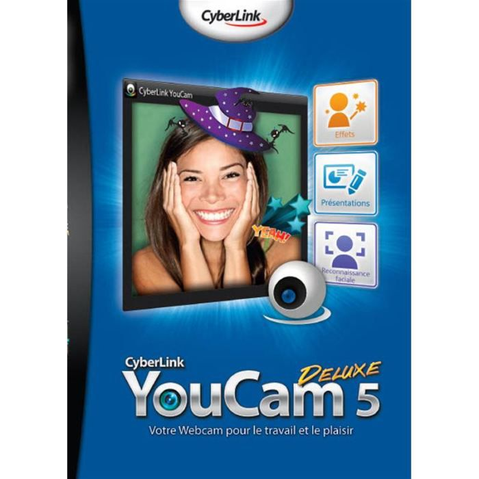 Logiciel and webcam