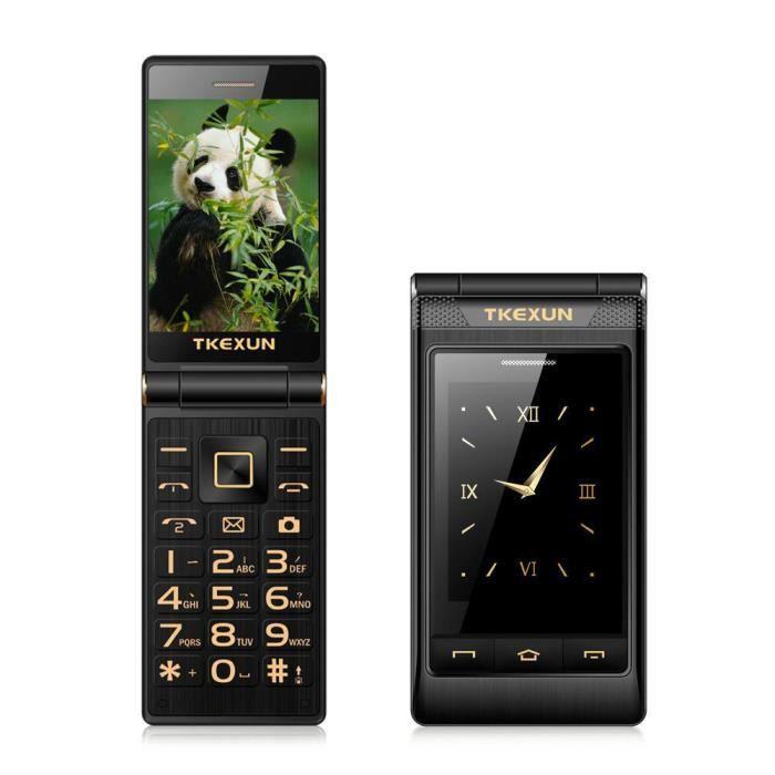 Telephone Portable A Clapet Et Touche