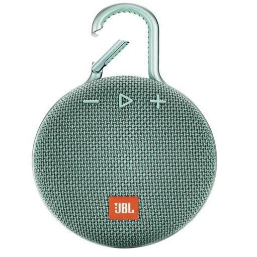 ENCEINTE NOMADE JBL CLIP3TEAL Enceinte Bluetooth - Waterproof - Bl