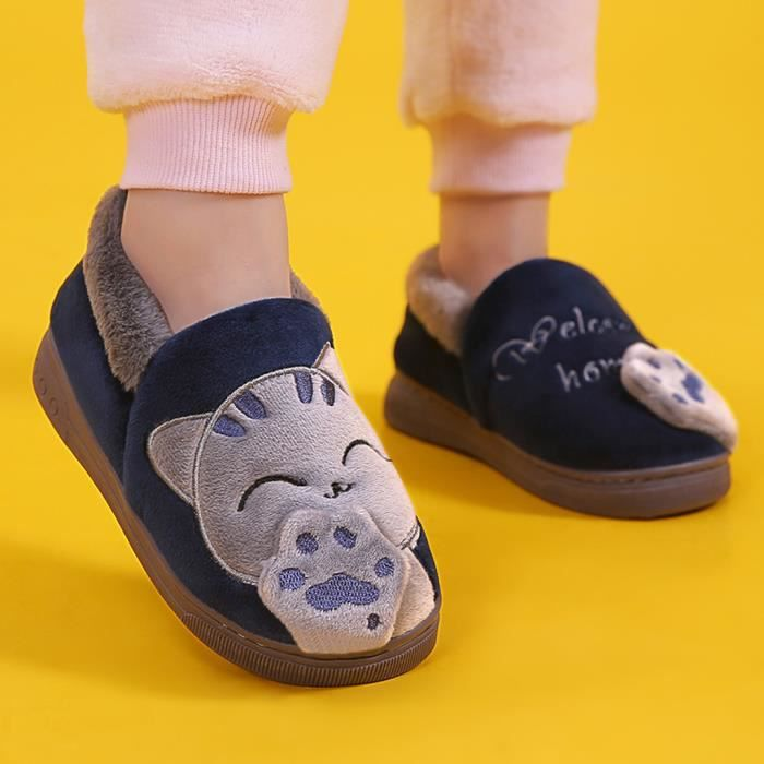 Chaussons pas cher enfants-garcons - grand choix de Pantoufles ...