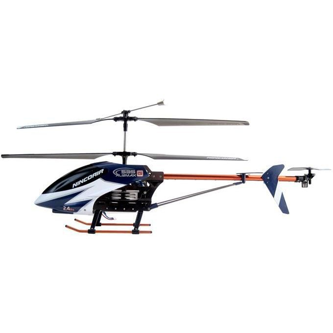 H licopt re alumax 535 achat vente aviation cdiscount for Helicoptere interieur