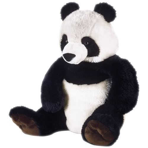 plush company 05806 peluche aonix panda a achat vente peluche cdiscount. Black Bedroom Furniture Sets. Home Design Ideas