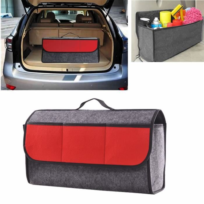 Sac de rangement CBag pour coffre de voiture Avec fond stable/ En polyester Pliable