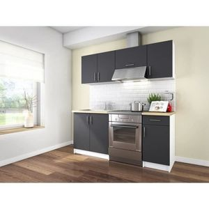 cuisine quipe complte avec finest cuisine equipee complete avec cuisine complete spicy m. Black Bedroom Furniture Sets. Home Design Ideas