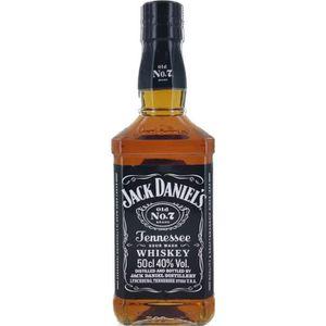 WHISKY BOURBON SCOTCH Jack Daniel's N°7 50cl